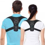 Adjustable Posture Corrector for Women and Men